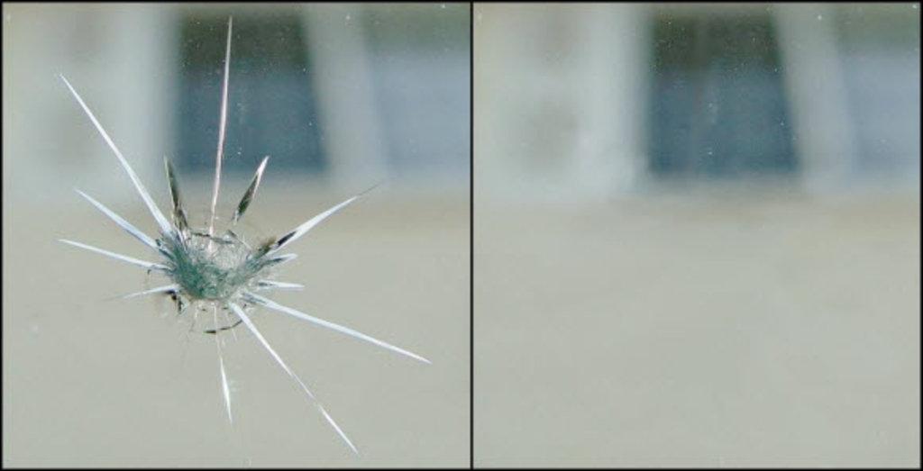 Ремонт трещин на лобовом стекле в ВАО